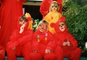 Gummibärle - die Kinder